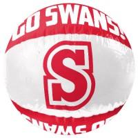 AFL Sydney SWANS Inflatable Beach Ball