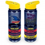 Adelaide Crows AFL Tritan Sports Bottle with Bands