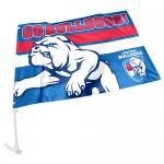 Western BULLDOGS AFL Car Flag