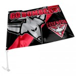 Essendon Bombers new release car flag size Size 27x38cm