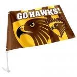 Hawthorn Hawks Car Flag