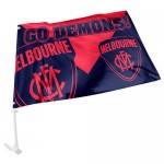 Melbourne new release car flag size Size 27x38cm