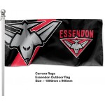 Essendon Bombers 1800x900mm Outdoor flag