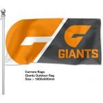 GWS Giants Outdoor Pole Flag