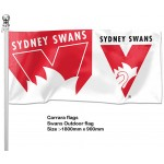 Sydney Swans Outdoor Pole Flag