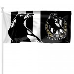 Collingwood 1800x900mm Outdoor flag