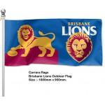 Brisbane Lions Outdoor Pole Flag