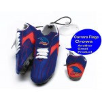 Adelaide Crows AFL Hanging Suction Footy Boots * Stick anywhere!