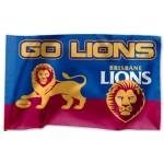 Brisbane Lions  Flag 90x60cm