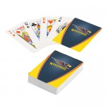 West Coast Eagles AFL Deck of Playing Cards