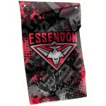 Essendon Bombers Supporter Flag