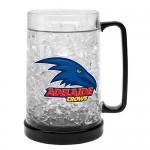 Adelaide Crows AFL Ezy Freeze Stein Mug