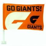 GWS Giants Car Flag