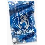North Melbourne Kangaroos Supporter Flag