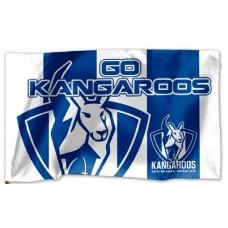 North Melbourne Kangaroos Game Day Flag