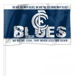 Carlton Blues AFL Small kids flag