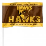 Hawthorn Hawks AFL Small kids flag