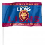 Brisbane Lions AFL Small kids flag