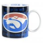 Western Bulldogs AFL Team Song Mug