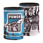 Port Adelaide Power AFL Team Song Can Cooler