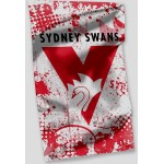 Sydney Swans supporter flag 150x90cm