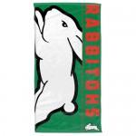 South Sydney Rabbitohs NRL Beach Towel