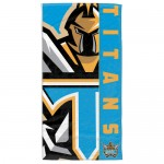 Gold Coast Titans NRL Beach Towel