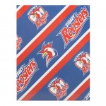 Sydney Roosters NRL Team Logo Gift Wrap