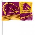 Brisbane Broncos flag Small kids flag