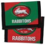 South Sydney Rabbitohs NRL Velcro Wallet