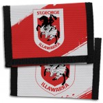St George (Dragons)  NRL Velcro Wallets