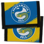Parramatta Eels NRL Velcro Wallet