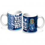 New South Wales  State of Origin NRL Team Mug