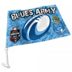 New South Wales State of Origin Outdoor Car Flag 38x27cm
