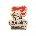 Newcastle Knights NRL Team Logo Lapel Pin