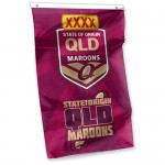 Queensland State of Origin Cape Supporters flag 150x90cm