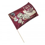 Queensland State of Origin Game day flag 90x60cm
