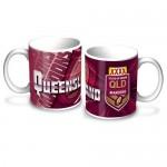 Queensland State of Origin NRL Team Mug