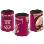 Queensland State of Origin NRL Team Beer Can/Bottle Stubby Holder Cooler