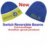 Parramatta Eels NRL Switch Reversable Beanie