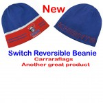 Newcastle Knights NRL Switch Reversible Beanie