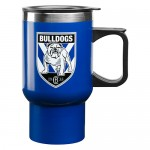 Canterbury Bulldogs NRL Handled Travel Mug