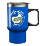 Parramatta Eels NRL Handled Travel Mug