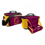 Brisbane Broncos NRL Cooler Bag with Tray