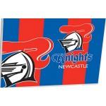 Newcastle Knights Medium Flag 90x60cm