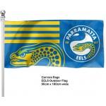 Parramatta Eels Outdoor Flag 1800mm x 900mm