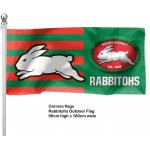 Sth Sydney Rabbitohs Outdoor Flag 1800mm x 900mm