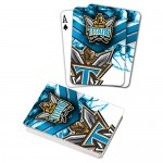 Gold Coast Titans NRL Deck of Playing Cards