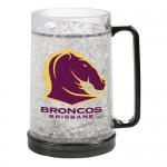 Brisbane Broncos NRL Ezy Freeze Stein Mug