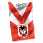 St George (Dragons) Supporters Flags 150x90cm
